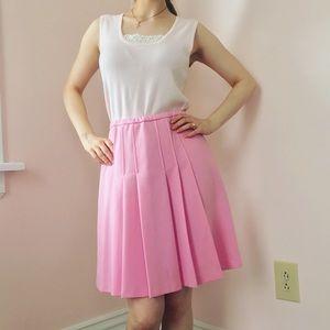-Devon- 💕 Pink vintage 60s skirt